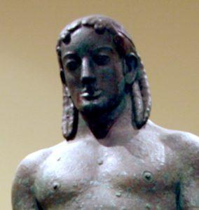 Detail from Piraeus Apollo