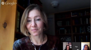 CHS Open House & Community Discussion: Penelope and Weaving, with Olga Levaniouk @ Google+ Hangout