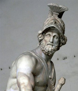 "detail from ""Menelaus Supporting Patroclus 4,"" by Mary Harrsch, https://www.flickr.com/photos/mharrsch/13300541/, CC BY-NC-SA 2.0 [https://creativecommons.org/licenses/by-nc-sa/2.0/]"