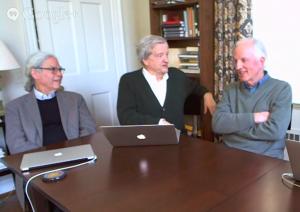 CHS Open House: Leonard Muellner and Douglas Frame