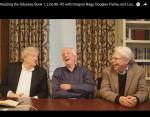 Greg Nagy Douglas Frame and Leonard Muellner discussing Odyssey