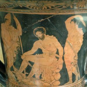 CHS Open House: Odysseus and the poetics of katábasis