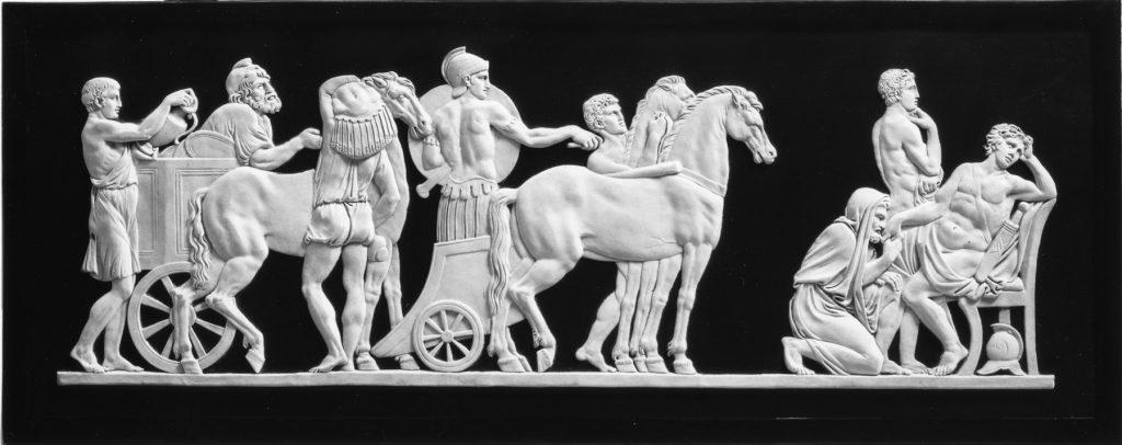 Priam and Achilles
