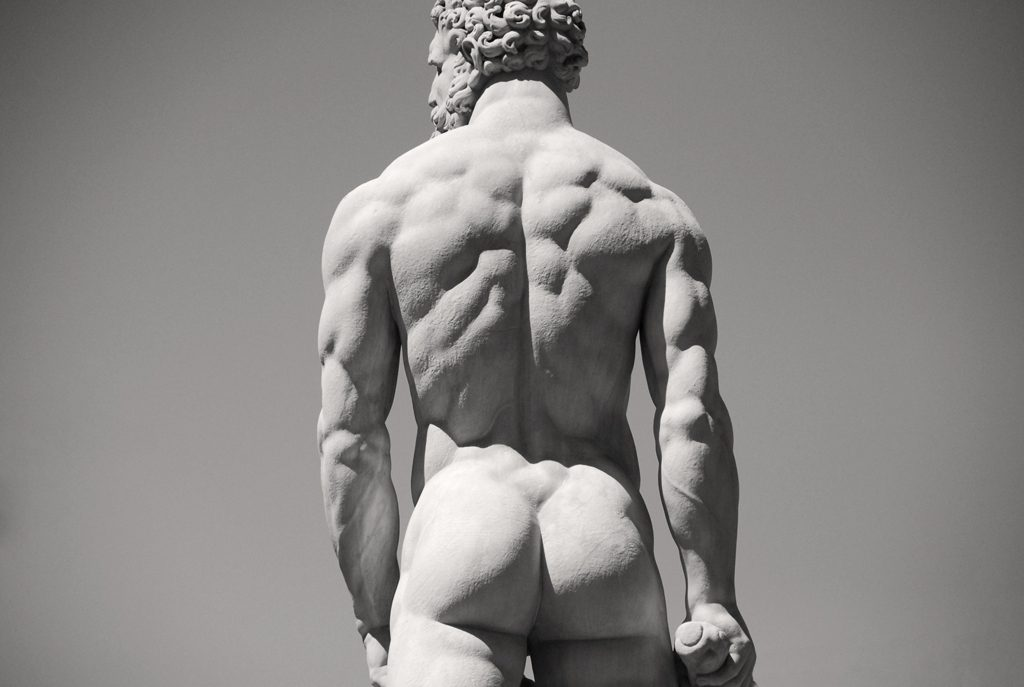 Statue of Heracles