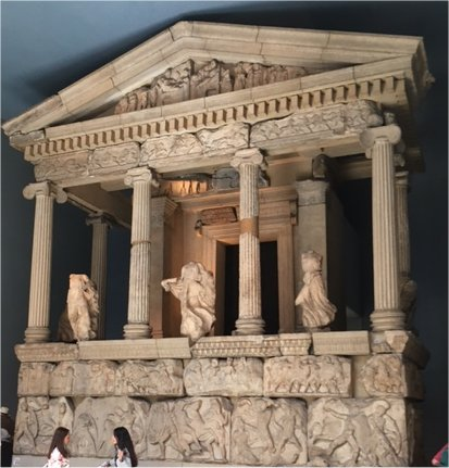 Photo of Nereid Monument