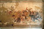 Mosaic battle Alexander v Darius