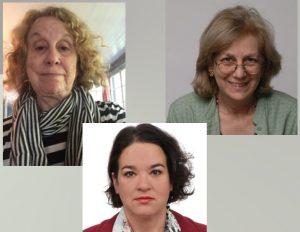 Nancy Felson, Maša Ćulumović, Laura Slatkin