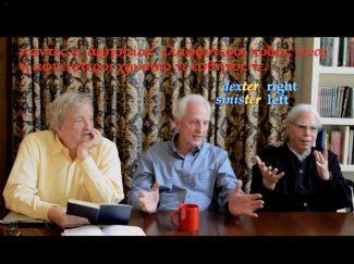 Nagy, Frame, Muellner discuss comparatives