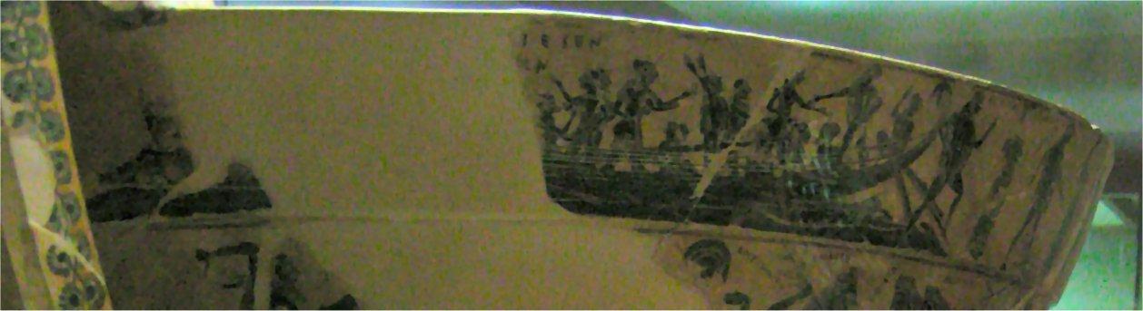 Ship on François kratēr