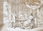 Hermes and Calypso