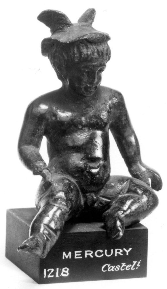 Mercury (Hermes) as a child