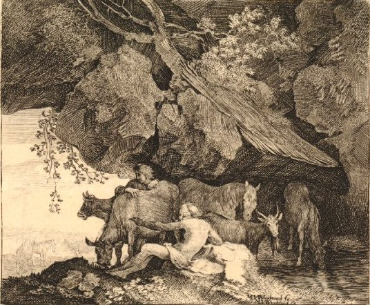 Theft of Apollo's cattle