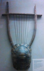 tortoishell lyre