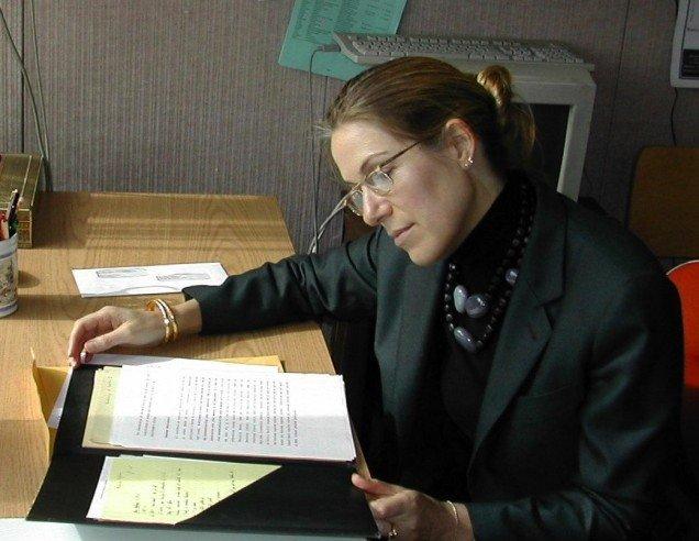Olga M. Davidson
