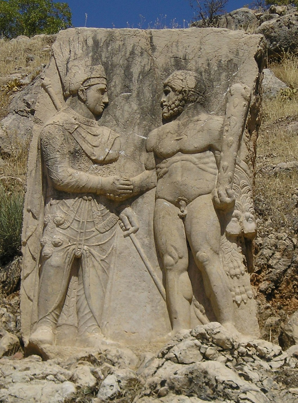 Commagene and Herakles