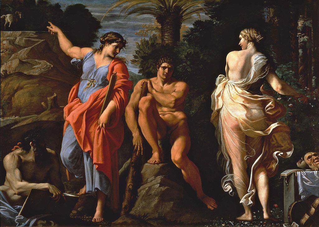The Choice of Herakles