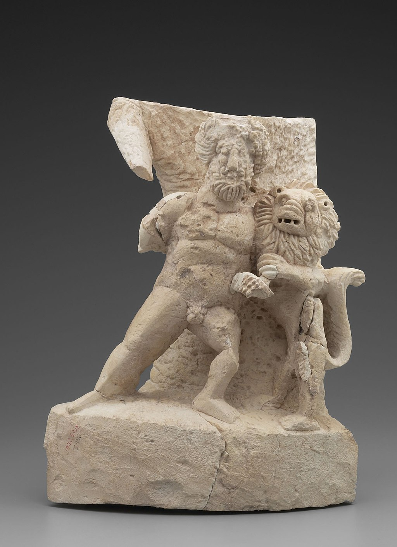 Statue of Herakles