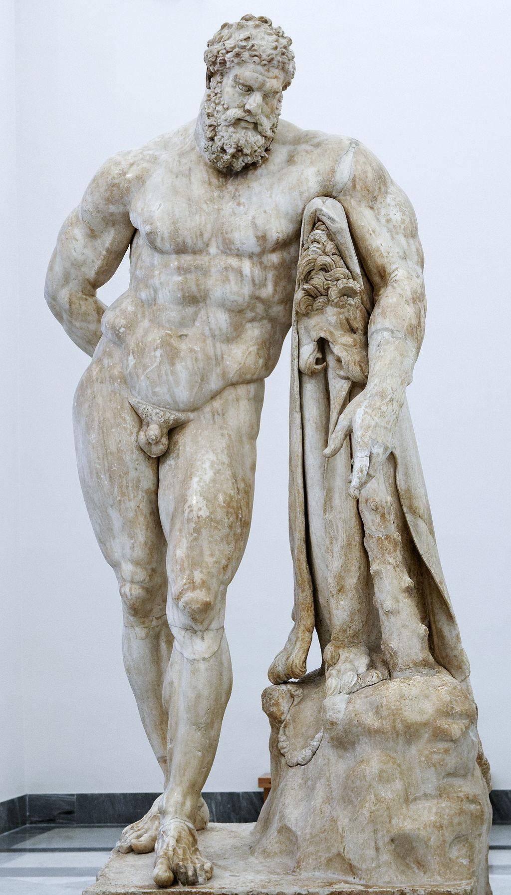 Farnese Herakles