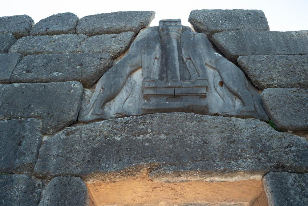 Lion's Gate Mycenaee
