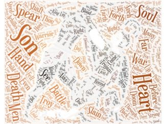 Wordcloud from Quintus Book 1