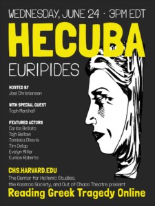 Reading Greek Tragedy Hecuba
