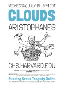 Reading Greek Comedy: Clouds
