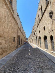 Street Rhodes