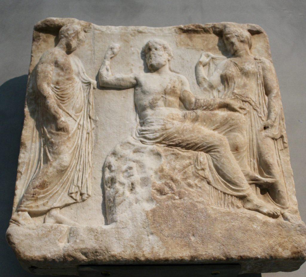 Dedication to Asklepios