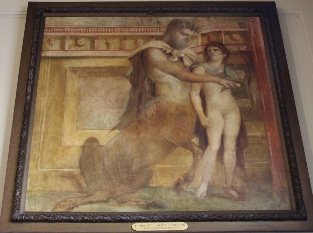 Cheiron and Achilles, Gustave Moreau Museum