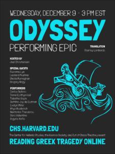 Reading Greek Tragedy Online Odyssey