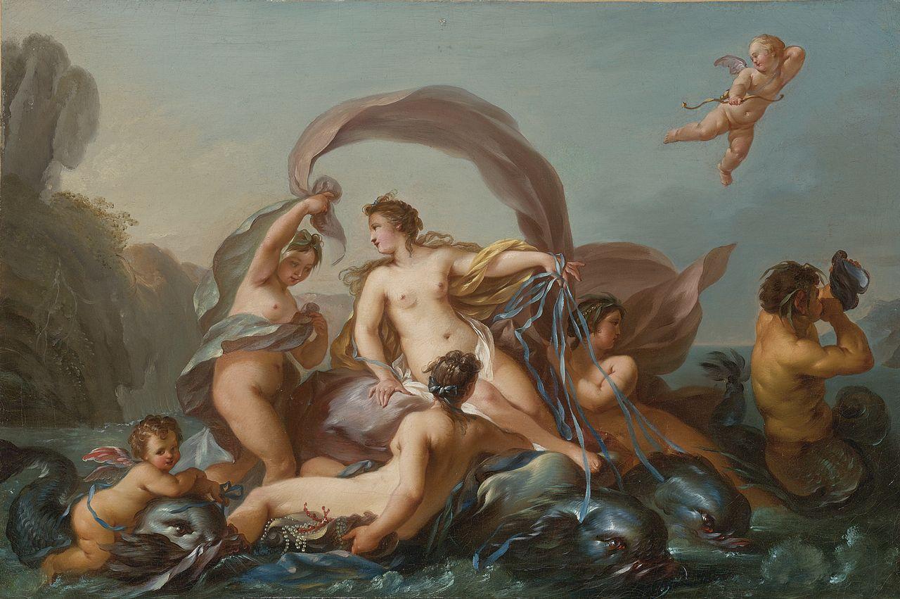 Painting: Pierre Birth of Venus