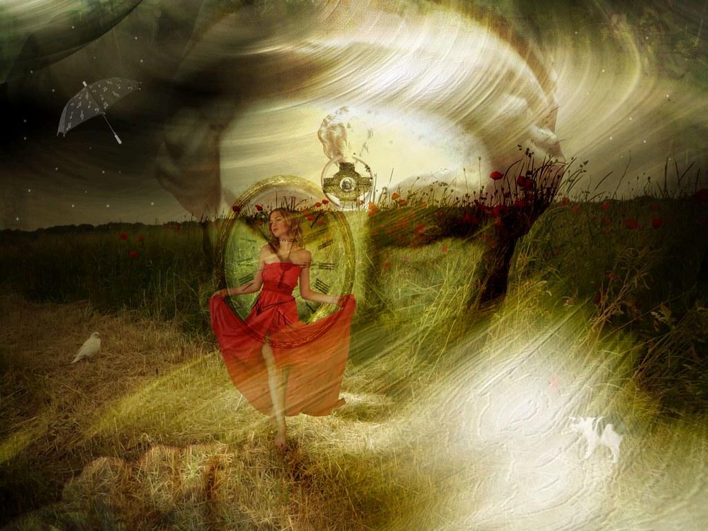 Photo artwork Eddi van W Birth of Venus