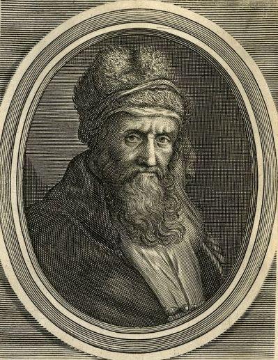 Illustration: Diogenes Laertius